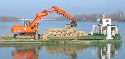 Opere di bonifica e fluviali edilizia civile industriale for Imprese edili e costruzioni londra